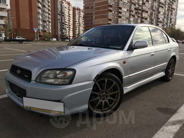 Subaru Legacy B4, 2002 год, 259 000 руб.