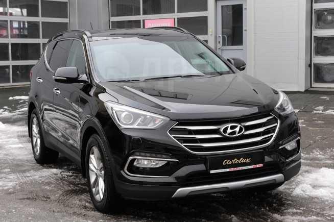 Hyundai Santa Fe, 2015 год, 1 469 000 руб.