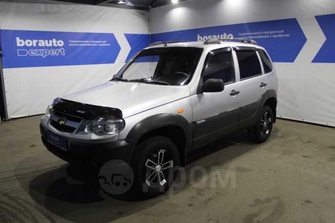 Chevrolet Niva, 2009 год, 287 000 руб.