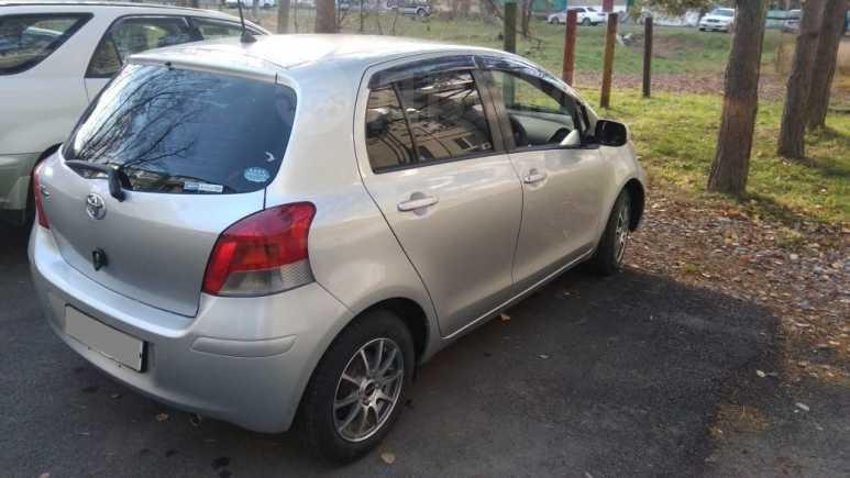 Toyota Vitz, 2010 год, 325 000 руб.