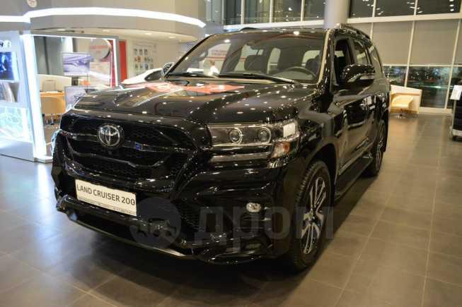 Toyota Land Cruiser, 2018 год, 6 307 000 руб.