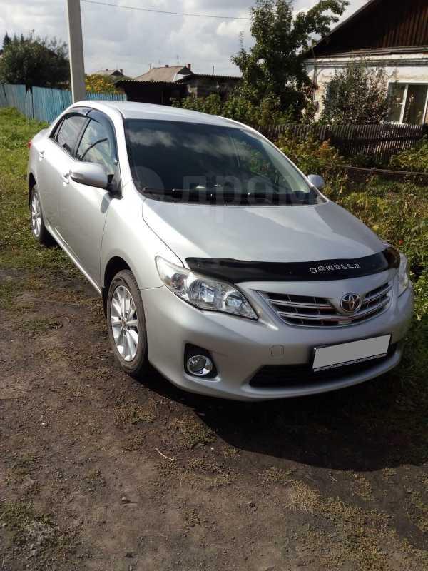 Toyota Corolla, 2012 год, 659 000 руб.