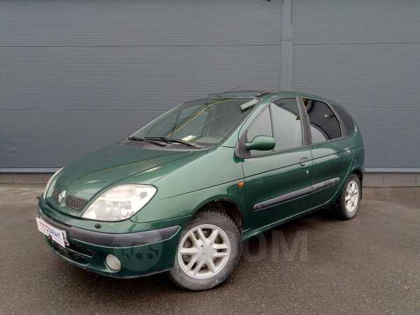 Renault Scenic, 2001 год, 247 200 руб.