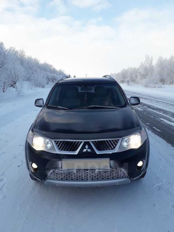 Mitsubishi Outlander, 2008 год, 750 000 руб.