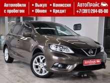 Красноярск Nissan Tiida 2015