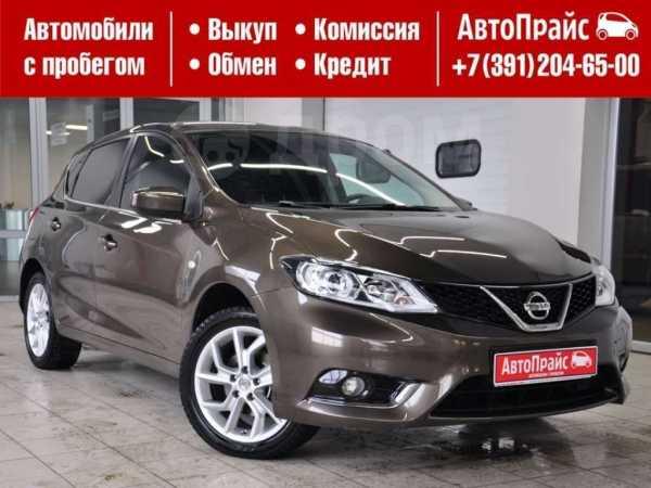 Nissan Tiida, 2015 год, 725 000 руб.