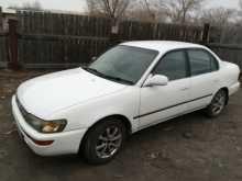 Саяногорск Corolla 1991