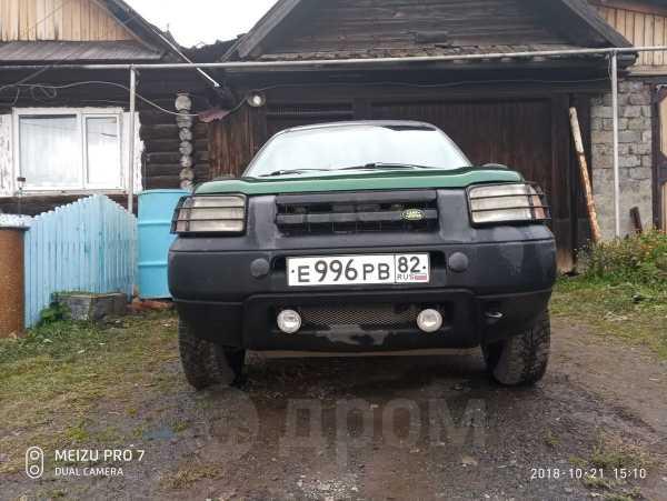 Land Rover Freelander, 2000 год, 255 000 руб.