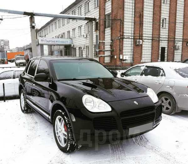 Porsche Cayenne, 2004 год, 620 000 руб.