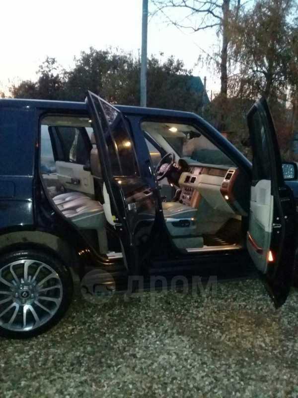 Land Rover Range Rover, 2006 год, 595 000 руб.