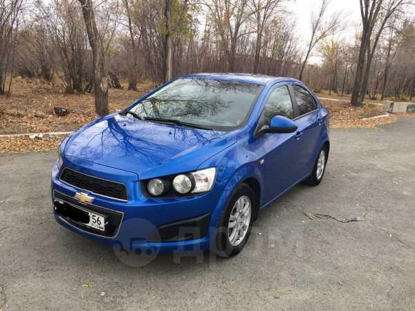 Chevrolet Aveo, 2014 год, 480 000 руб.