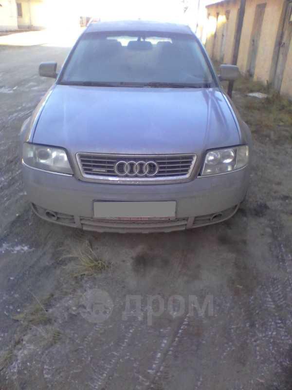 Audi A6 allroad quattro, 2004 год, 450 000 руб.