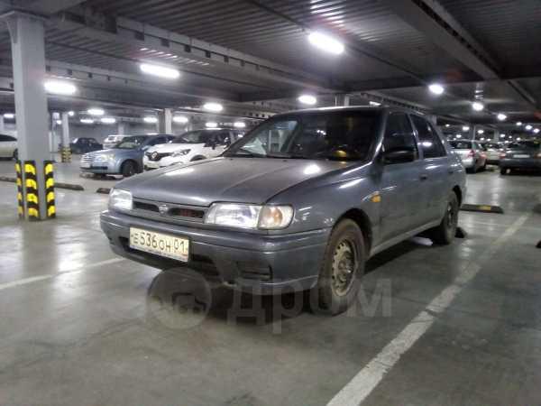 Nissan Sunny, 1991 год, 89 000 руб.