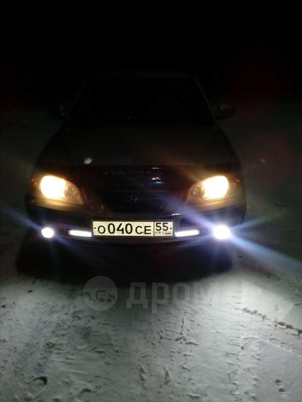 Hyundai Elantra, 2004 год, 230 000 руб.