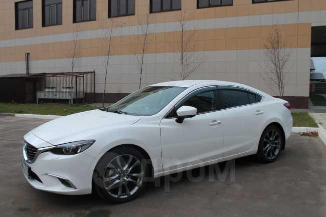 Mazda Mazda6, 2018 год, 1 750 000 руб.