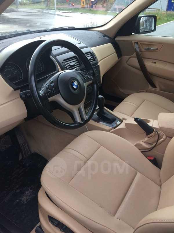 BMW X3, 2005 год, 430 000 руб.