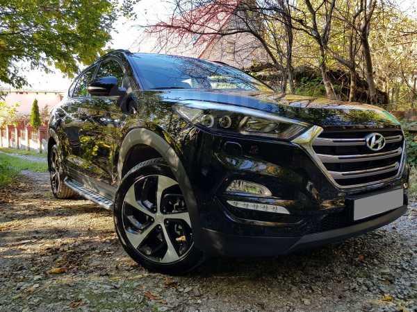 Hyundai Tucson, 2018 год, 1 900 000 руб.