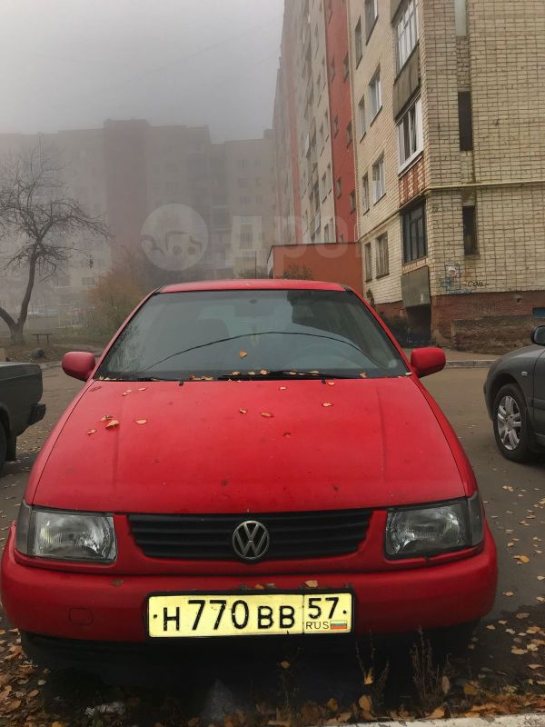 Volkswagen Polo, 1995 год, 78 000 руб.