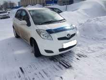 Вилючинск Toyota Vitz 2008