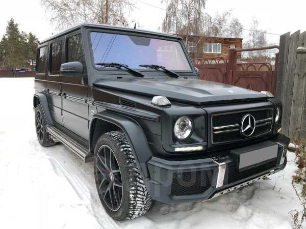 Mercedes-Benz G-Class, 2016 год, 8 000 000 руб.