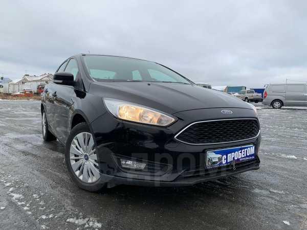 Ford Focus, 2016 год, 729 000 руб.