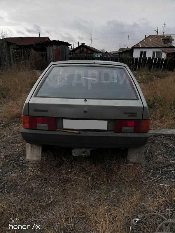 Лада 2109, 1995 год, 24 777 руб.