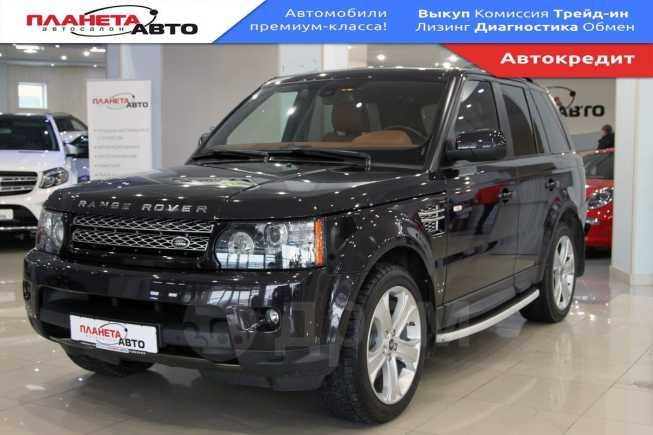 Land Rover Range Rover Sport, 2012 год, 2 060 000 руб.