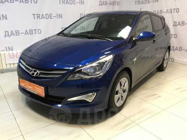 Hyundai Solaris, 2016 год, 690 000 руб.