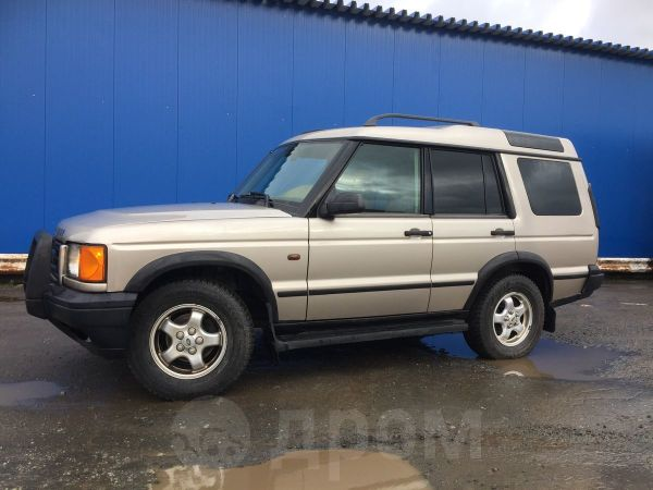 Land Rover Discovery, 2002 год, 479 000 руб.