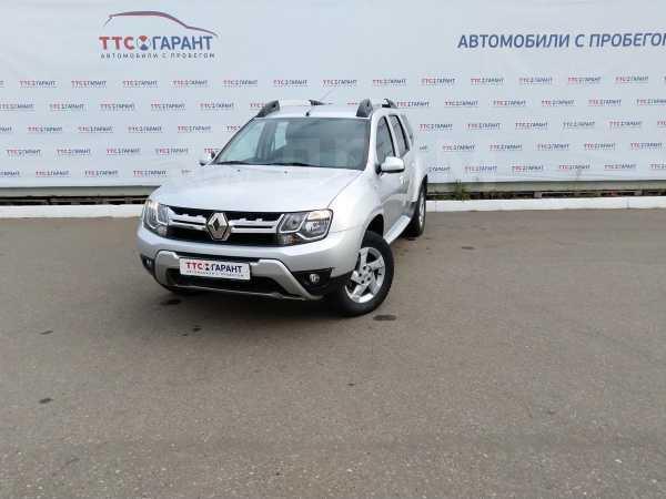 Renault Duster, 2015 год, 755 700 руб.