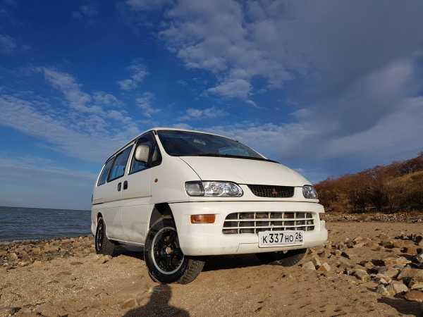 Mitsubishi Delica, 1998 год, 299 000 руб.