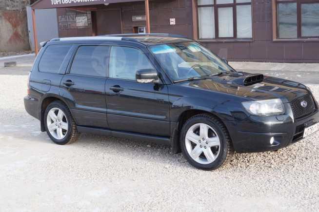 Subaru Forester, 2007 год, 710 000 руб.