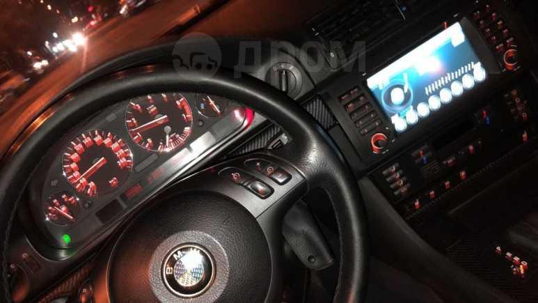 BMW 5-Series, 2002 год, 370 000 руб.