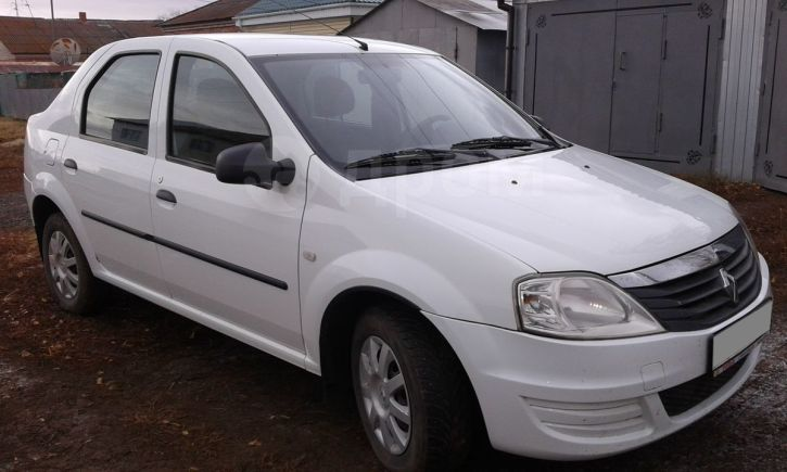Renault Logan, 2012 год, 270 000 руб.