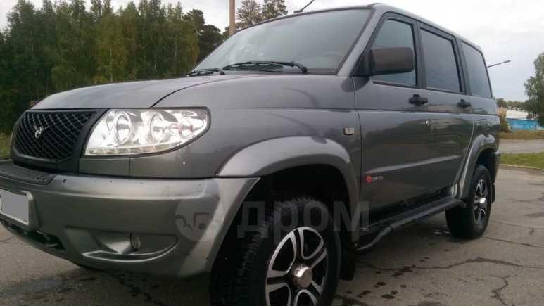 УАЗ Патриот, 2014 год, 599 999 руб.