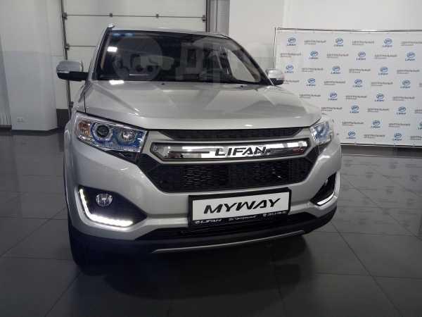 Lifan Myway, 2018 год, 929 900 руб.