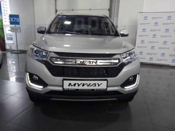 Lifan Myway, 2018 год, 899 900 руб.
