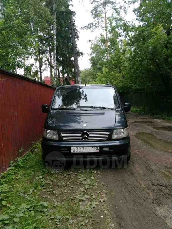 Mercedes-Benz Vito, 1997 год, 355 000 руб.
