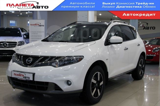 Nissan Murano, 2015 год, 1 590 000 руб.