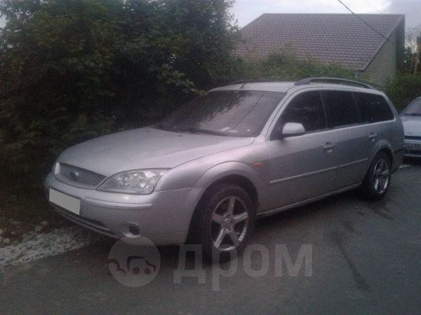 Ford Mondeo, 2001 год, 230 000 руб.