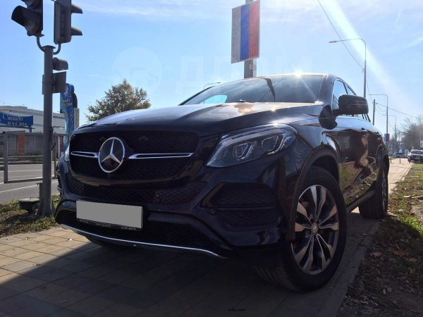 Mercedes-Benz GLE Coupe, 2015 год, 4 349 000 руб.