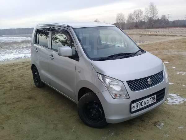 Suzuki Wagon R, 2010 год, 240 000 руб.