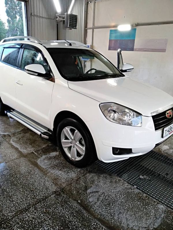 Geely Emgrand X7, 2014 год, 455 000 руб.