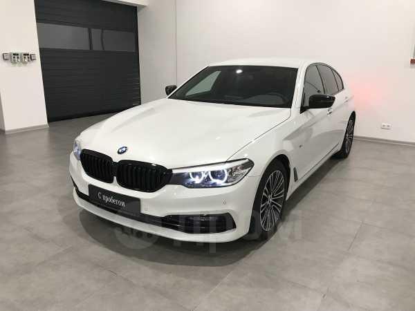 BMW 5-Series, 2018 год, 2 495 000 руб.