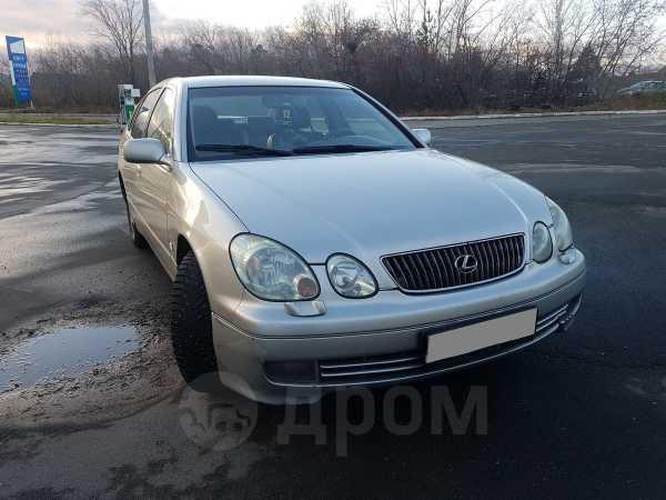 Lexus GS300, 2003 год, 449 000 руб.