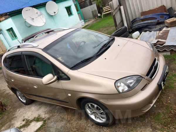Chevrolet Rezzo, 2006 год, 250 000 руб.