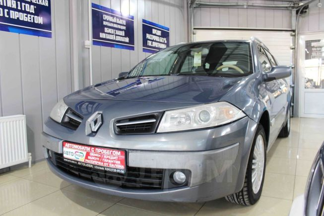 Renault Megane, 2006 год, 259 900 руб.