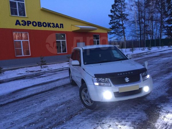 Suzuki Escudo, 2008 год, 835 000 руб.