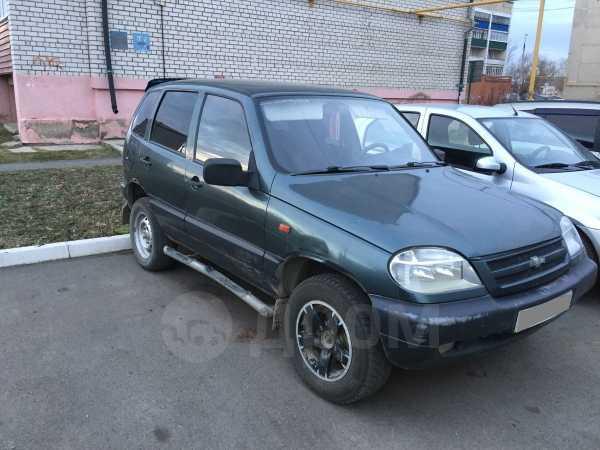 Chevrolet Niva, 2007 год, 155 000 руб.