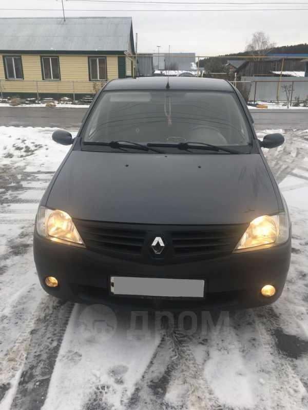 Renault Logan, 2008 год, 205 000 руб.